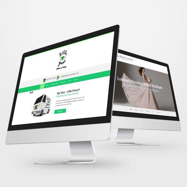 Website Design – Basic Plan
