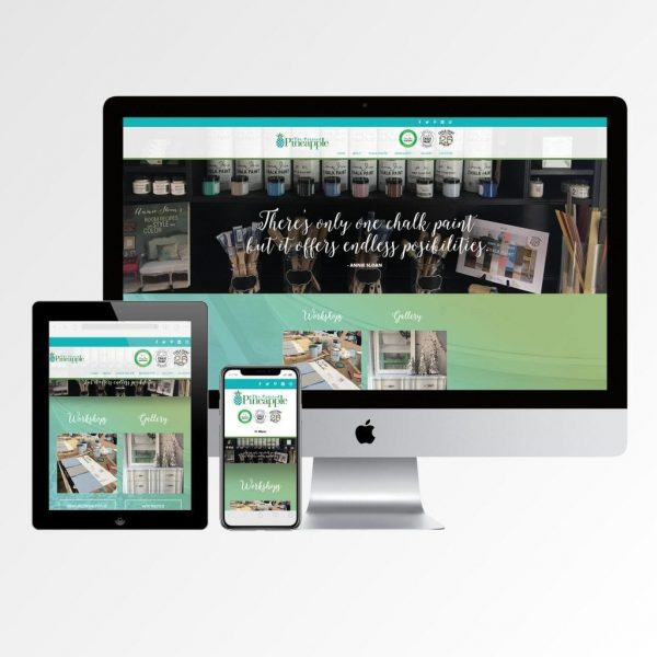 Website Design - Business Plan